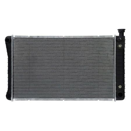Radiator For Chevrolet GMC Fits C2500 C2500 618