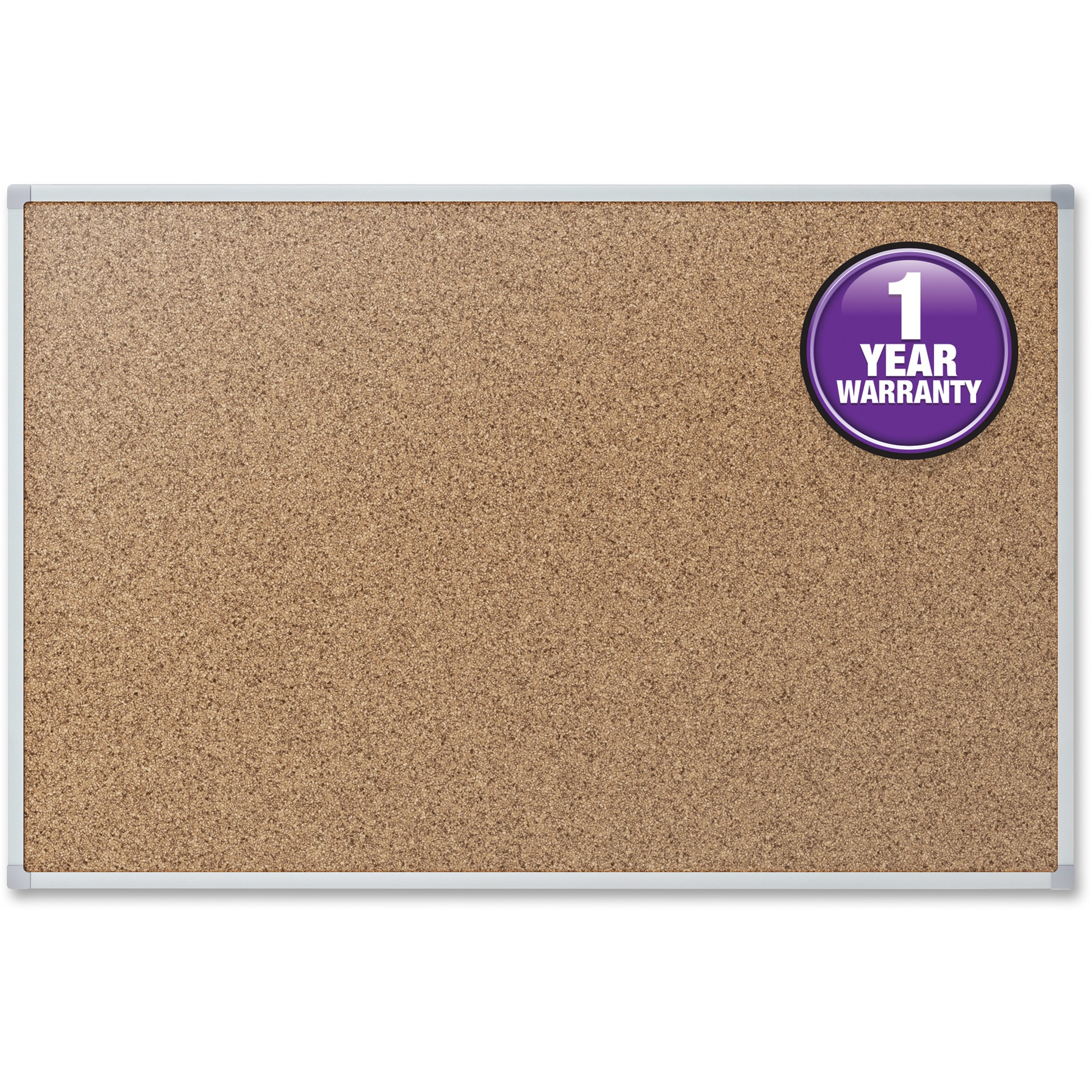 Mead Cork Surface Bulletin Board, 1 Each (Quantity)