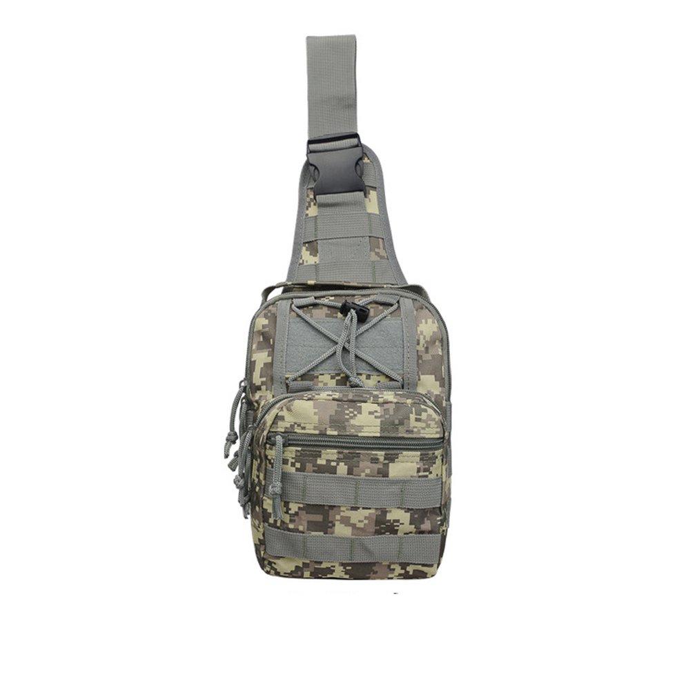 9c747190608f Men Women Sports Bag Waterproof Oxford Cloth Running Chest Bag Sport Pack  Cycling Bag Shoulder Bags Crossbody Bag