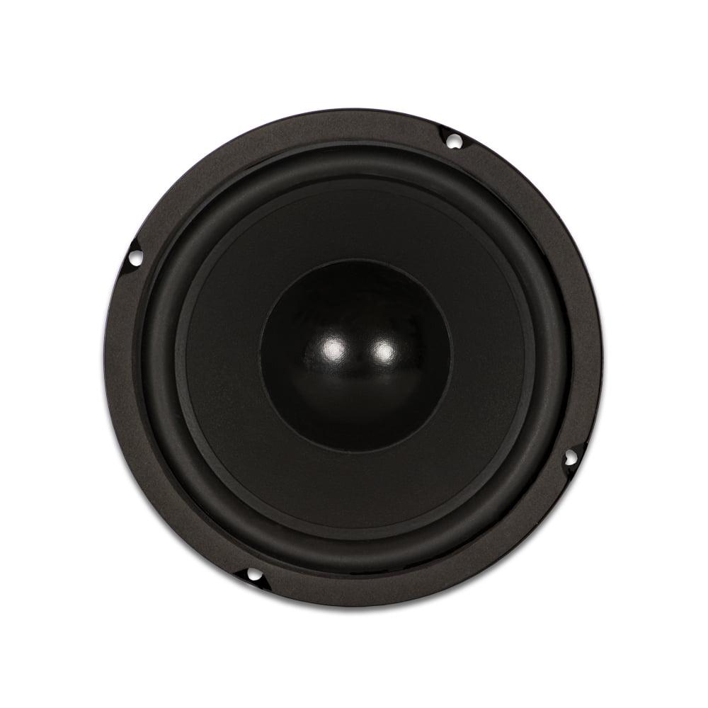 Goldwood Sound GW-6024 Rubber Surround 6.5 Woofer 170 Watts 4ohm Replacement Speaker Inc.