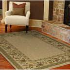 Orian Camille Rug, Parchment Available In Multiple Sizes