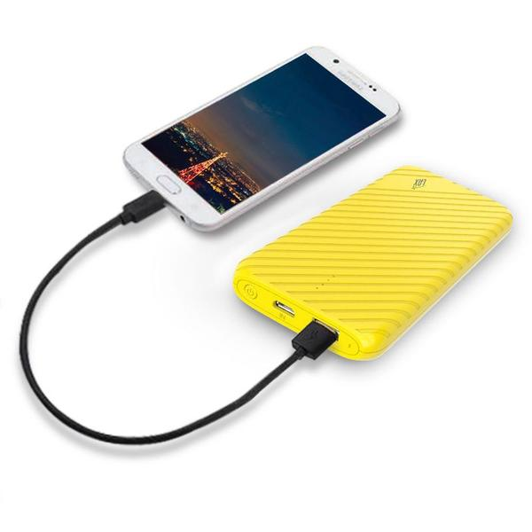 Portable USBPower Bank Battery 4000mAh for iPhone and Samsung