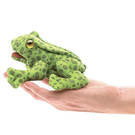 Mini Frog Finger Puppet (Other) - Mini Frogs