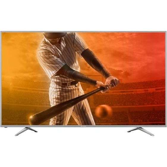 "Sharp FHD LC-40N5000U 40"" 1080p 60Hz LED Smart HDTV"