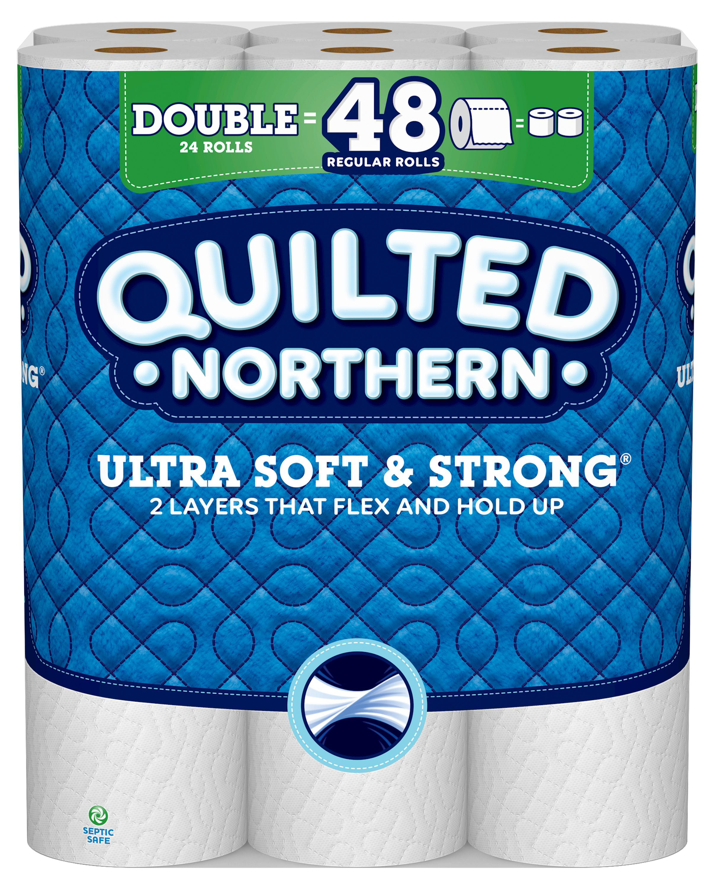 quilted clean watch youtube ultra toilet paper plush northern quilt confident