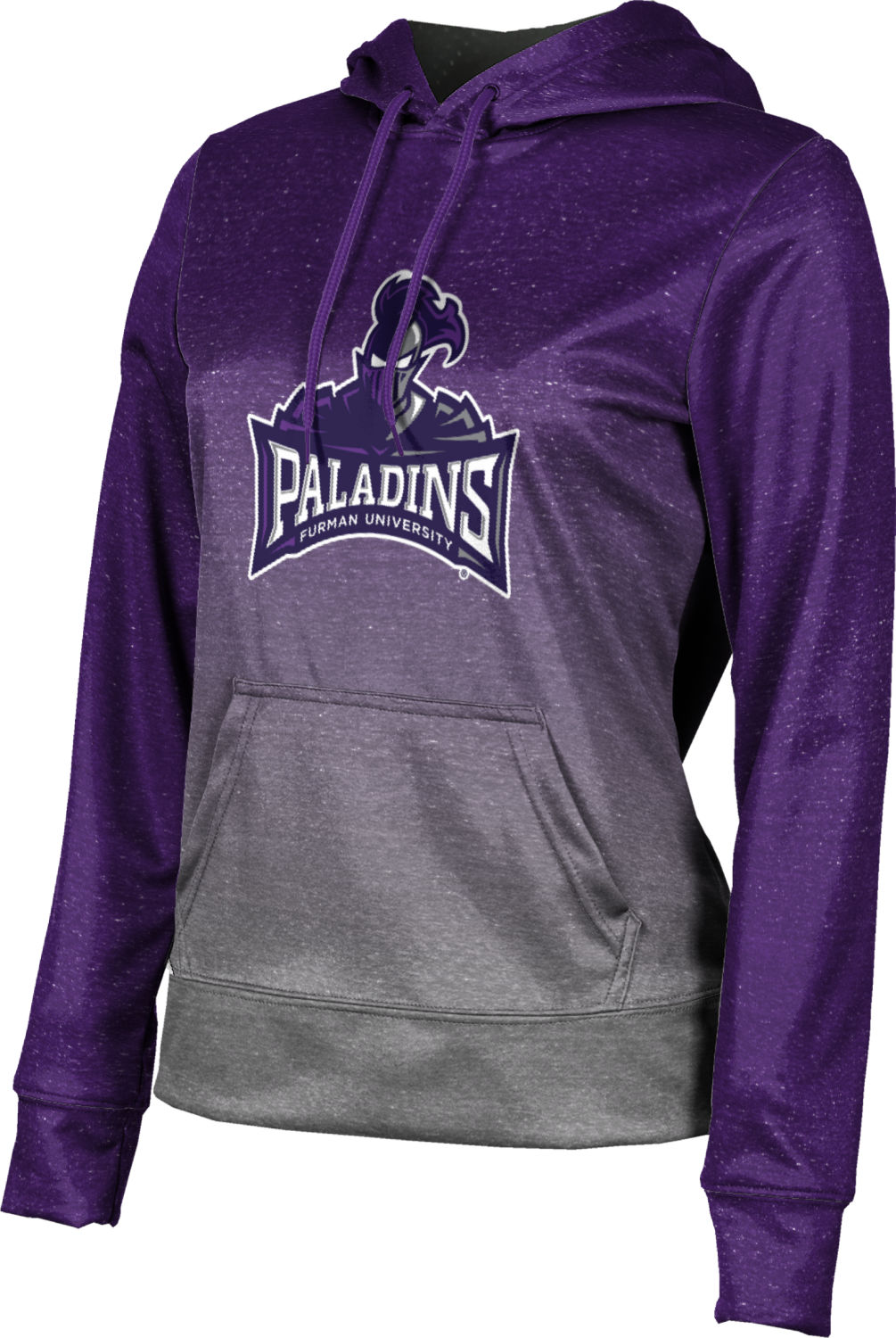 Heathered ProSphere James Madison University Foundation Boys Fullzip Hoodie