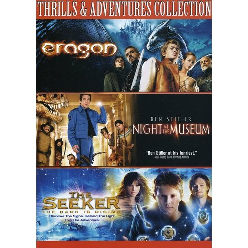 Thrills & Adventure Collection: Eragon / Night At The Museum / The Seeker (Widescreen)