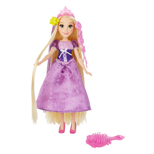 Disney Princess Long Locks Rapunzel by Hasbro