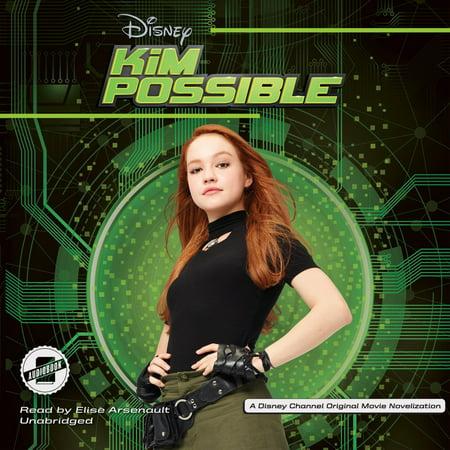 Kim Possible - Audiobook