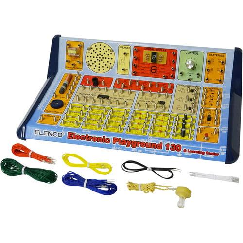 Elenco 130-in-1 Electronic Playground