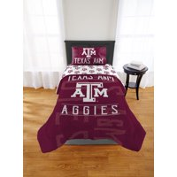 """NCAA Texas A&M Aggies """"Affiliation"""" Twin/Full Comforter"""