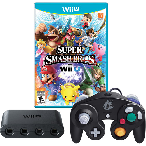 Nintendo Super Smash Bros. Bundle (Wii U Not Included)