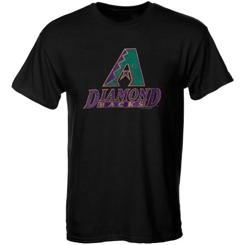Arizona Diamondbacks Youth Cooperstown T-Shirt - Black