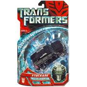 Transformers Deluxe Stockade Action Figure - Medieval Stockade