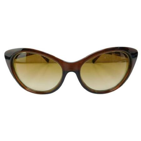 New Michael Kors MK 2014 30662L Brown Plastic Sunglasses (Ladies Sunglasses 2014)