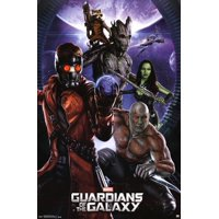 Guardians of the Galaxy - Group Poster - 22x34