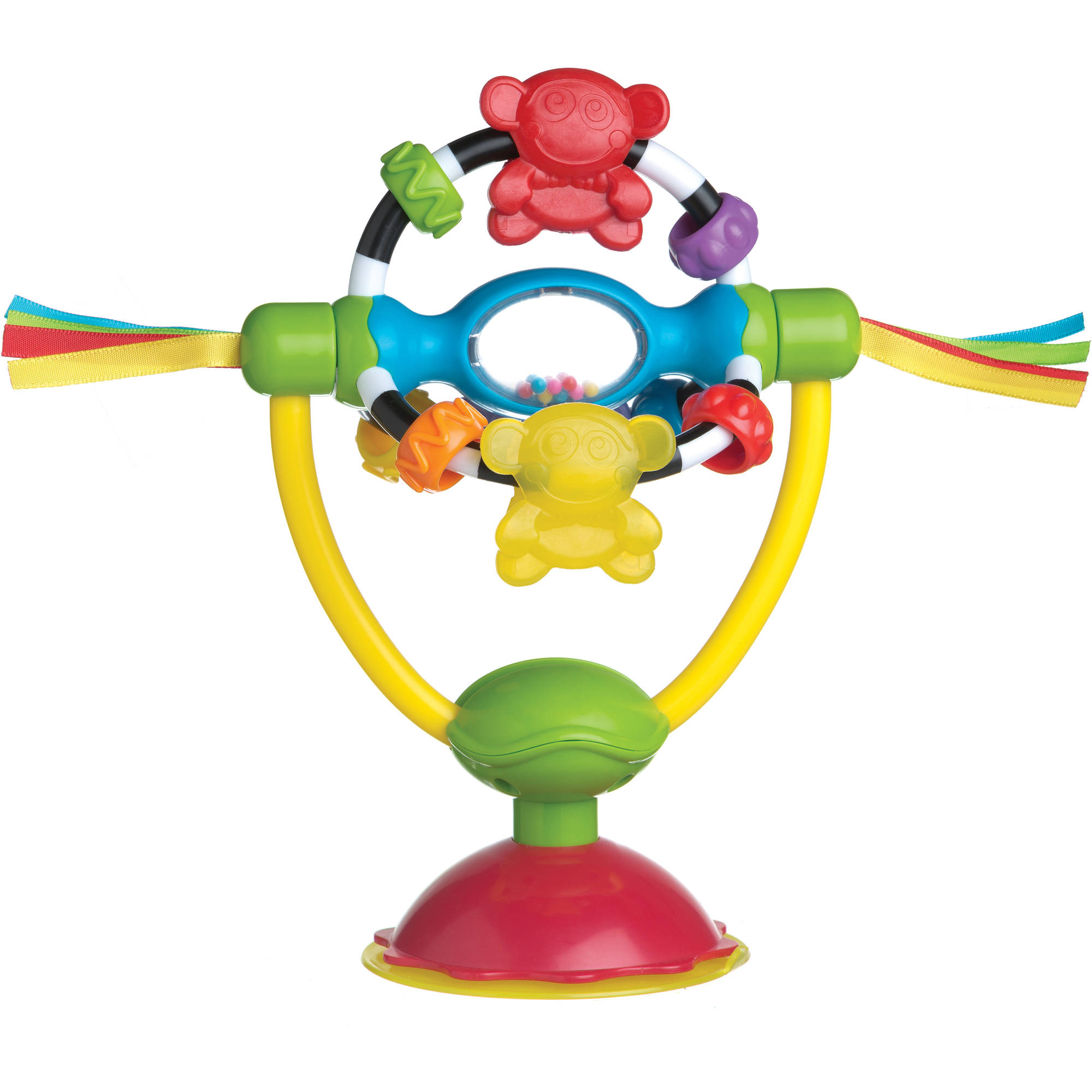 Playgro High Chair Spinning Toy 0182212107 for baby infant toddler