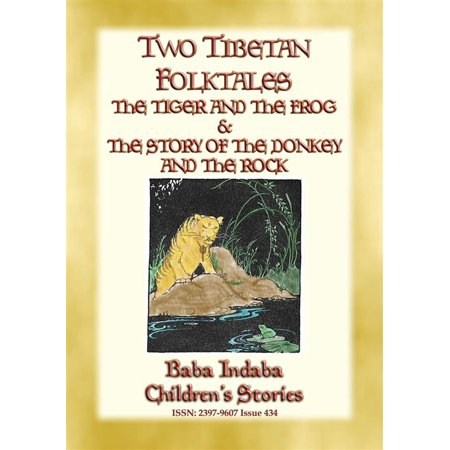 TWO TIBETAN FOLK TALES - Children's Moral Tales - (A Folk Tale Short Story With Moral)