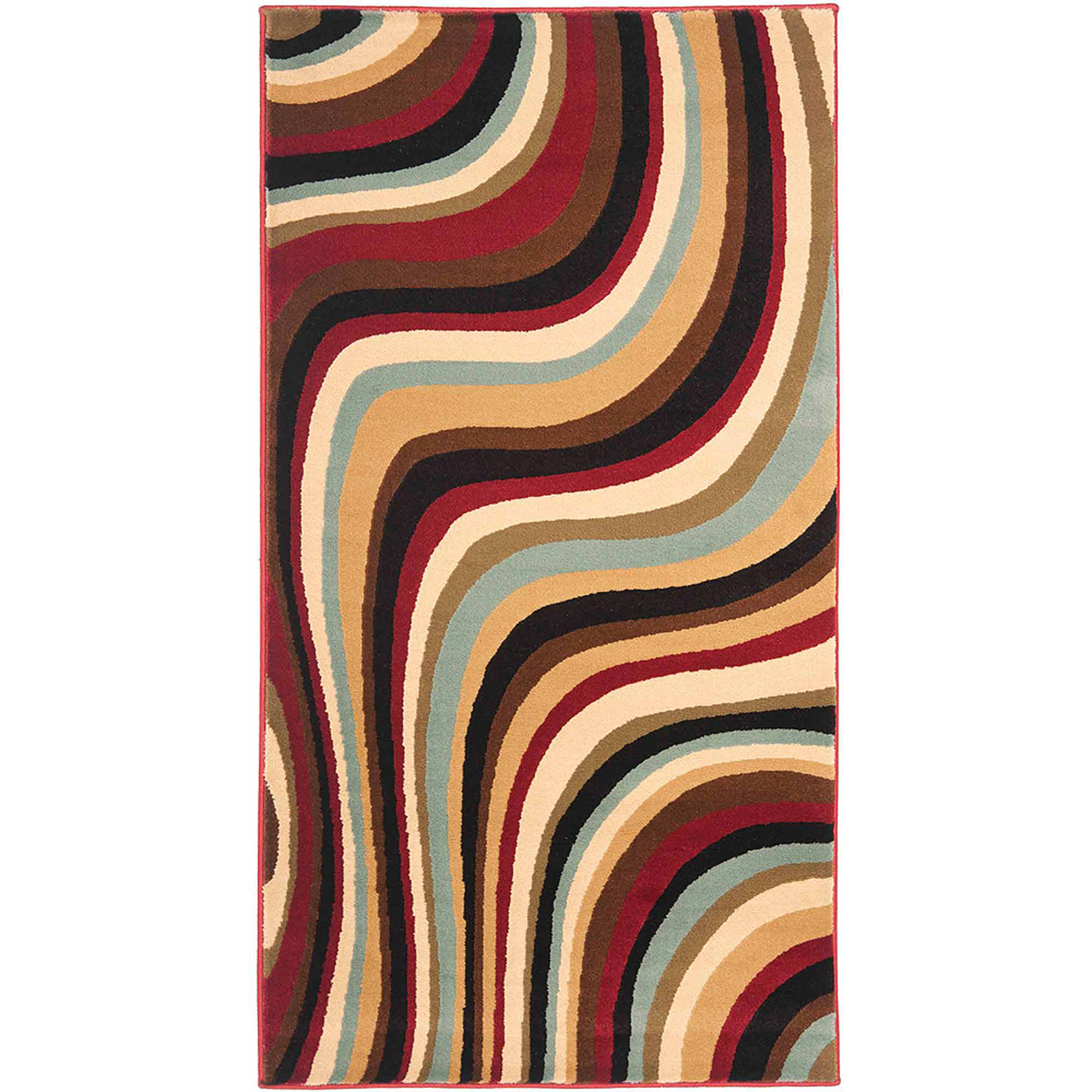 Safavieh Porcello Novello Abstract Lines Area Rug or Runner