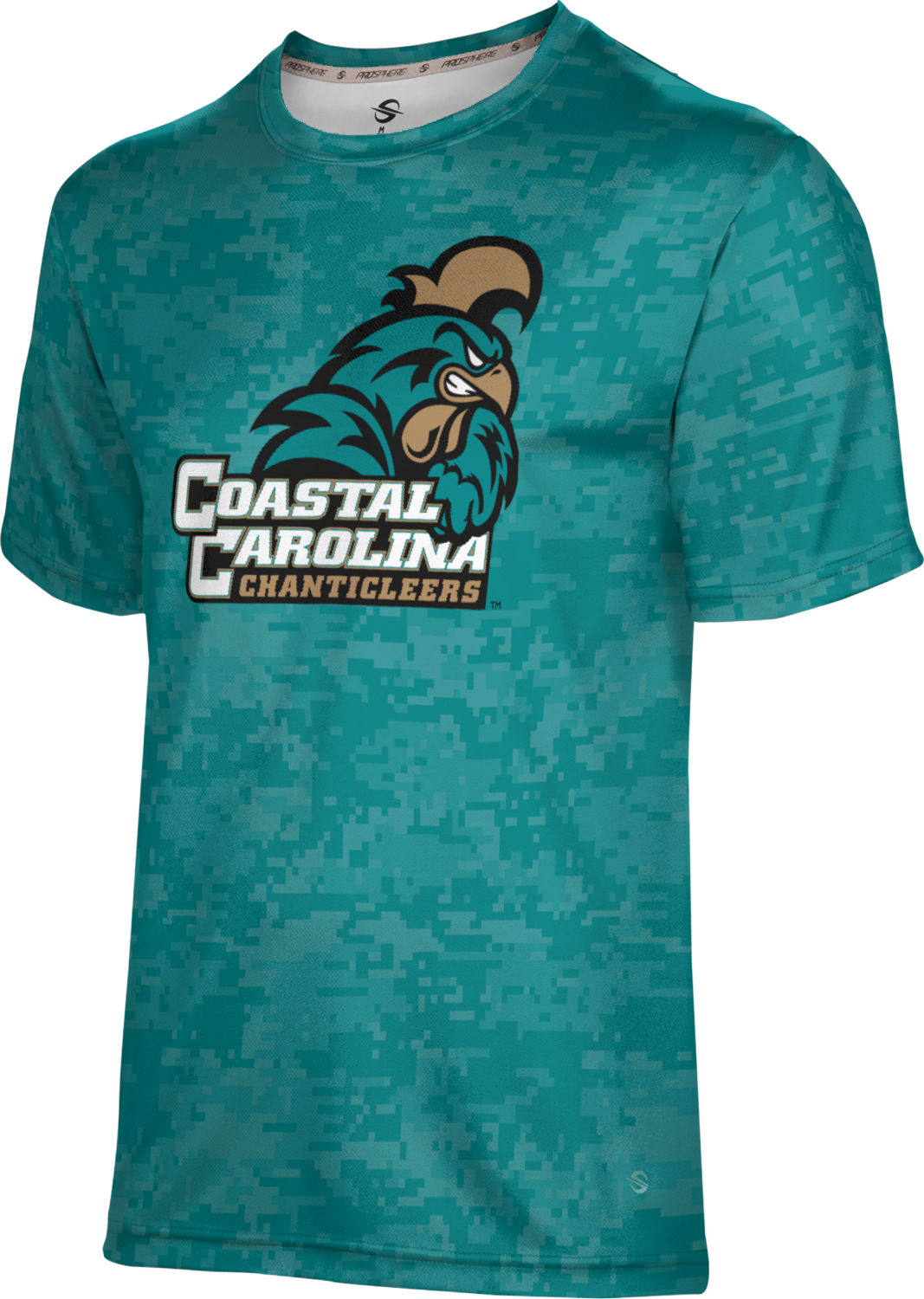 ProSphere Boys' Coastal Carolina University Digital Tech Tee