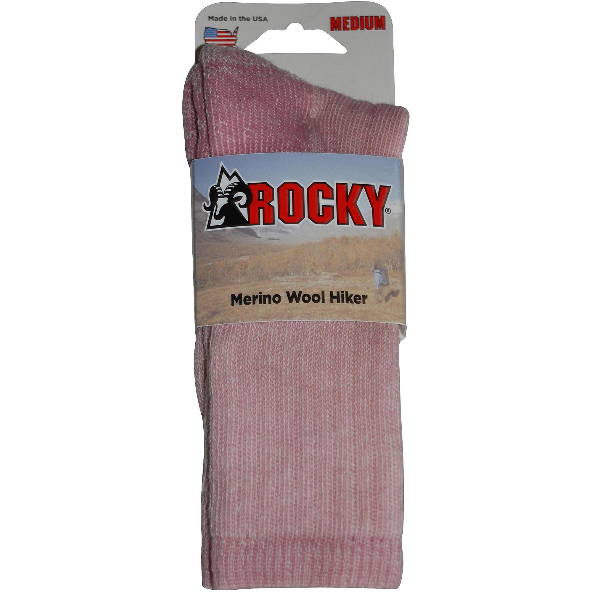Rocky Women's Wool Hiker Socks, Medium