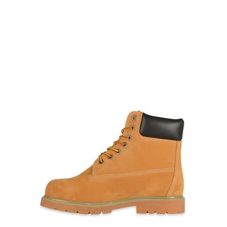 """Lugz Men's Drifter 6"""" Steel Toe Work Boot"""