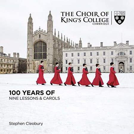 Halloween Carols Music (100 Years Of Nine Lessons And)