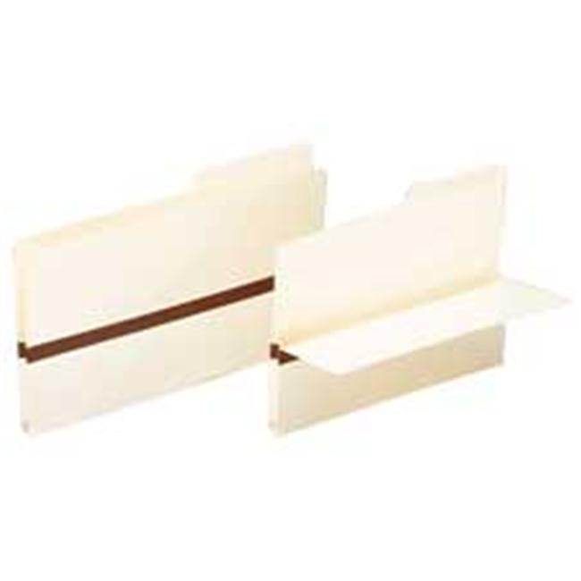 Esselte Pendaflex Corporation ESS15155 Vertical File Pockets- 1inch Exp- Legal- Manila