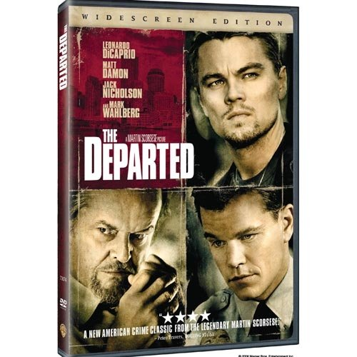 The Departed (Widescreen)