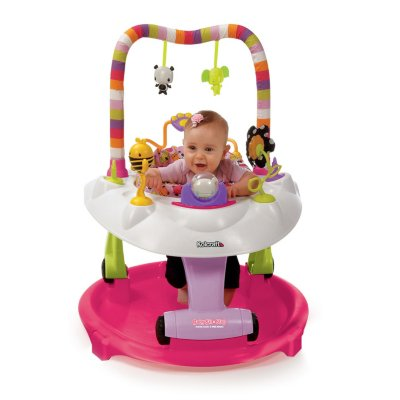 Kolcraft Baby Sit & Step 2-in-1 Activity Center (Choose Your Color) (Baby Walkers & Activity Centers) by Kolcraft