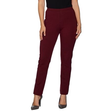 Regular Length Pant (Women with Control Regular Pull-on Slim Leg)