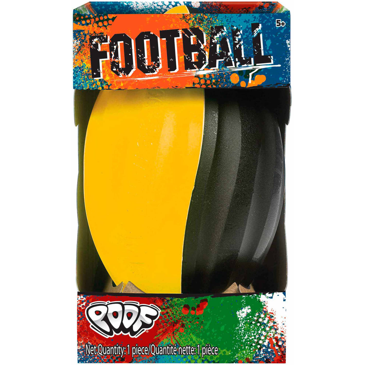POOF Spiral Football