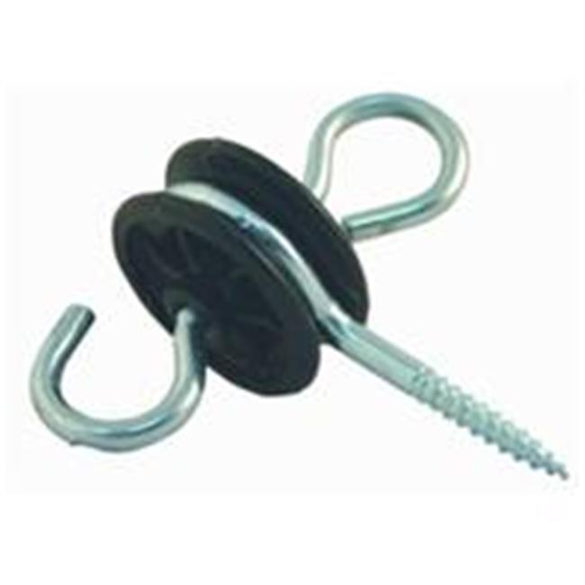 Wood Post Screw-In Gate Anchor - image 1 de 1