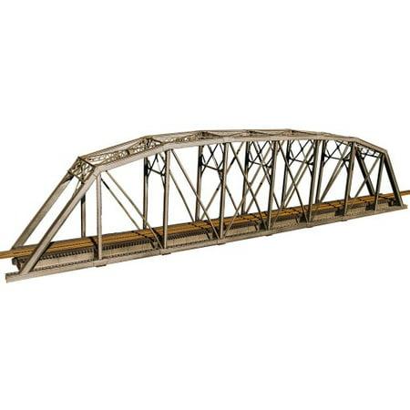 Central Valley Models 1901 HO 200' Parker Through Truss Single Track Bridge Kit for $<!---->