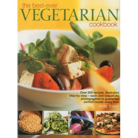 Best-Ever Vegetarian Cookbook (The Best Ever Vegetarian Cookbook Linda Fraser)