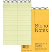 Rediform, RED36746, Eye-ease Steno Notebook, 1 Each