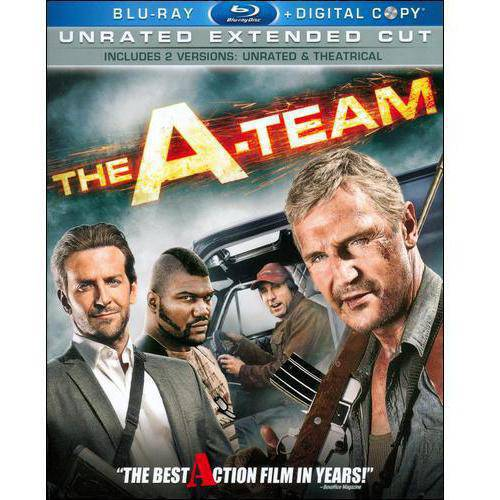 The A-Team (Unrated Extended Cut) (Blu-ray) (With INSTAWATCH) (Widescreen)
