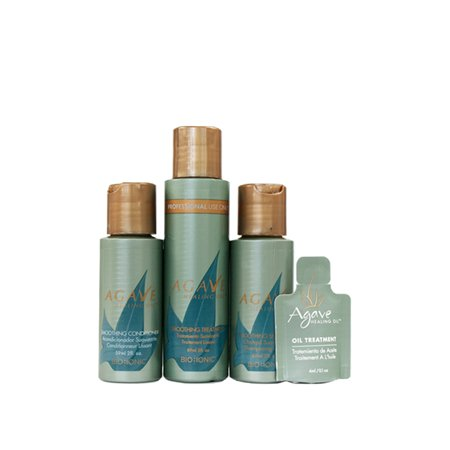 Agave Smoothing Treatment System 2 Applications