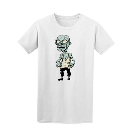 A Withered Bald Old Zombie Tee Men's -Image by Shutterstock](Bald Old Man)