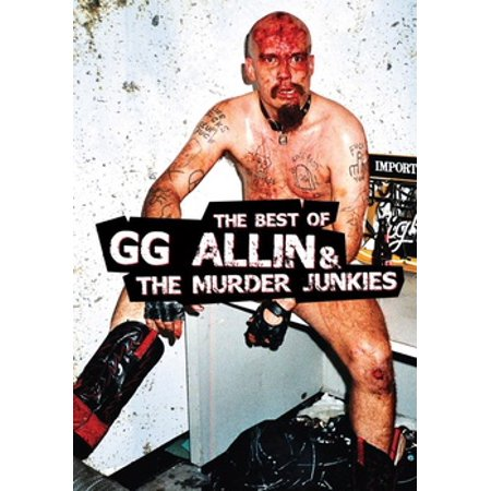 The Best of GG Allin & The Murder Junkies (DVD)