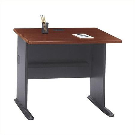 Pemberly Row 36W Desk in Hansen Cherry - image 1 de 4