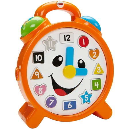 Fisher-Price Laugh & Learn Counting Colors Clock ()
