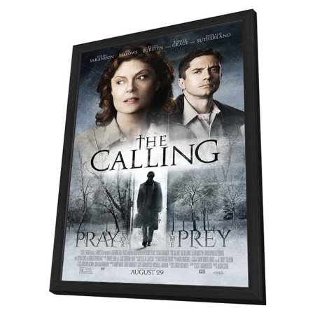 The Calling (2014) 11x17 Framed Movie Poster