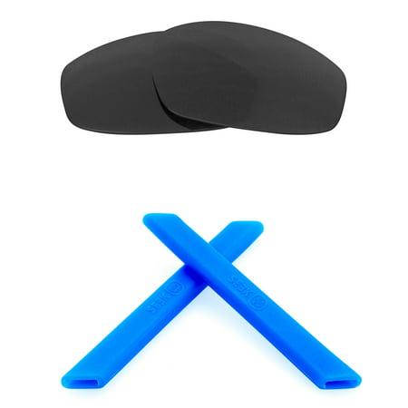 best seek lenses & rubber kit oakley split jacket iridium &