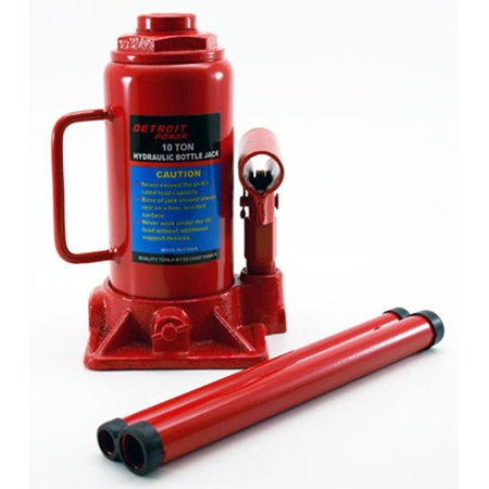 Cal Hawk Tools 10 Ton Bottle Jack ()