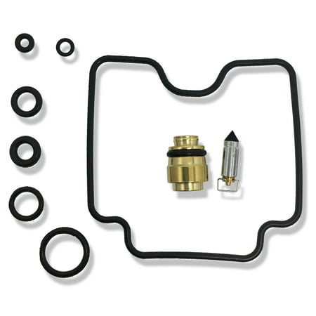 Carburetor Carb Repair Rebuild Kit For 1999-2006 Yamaha V