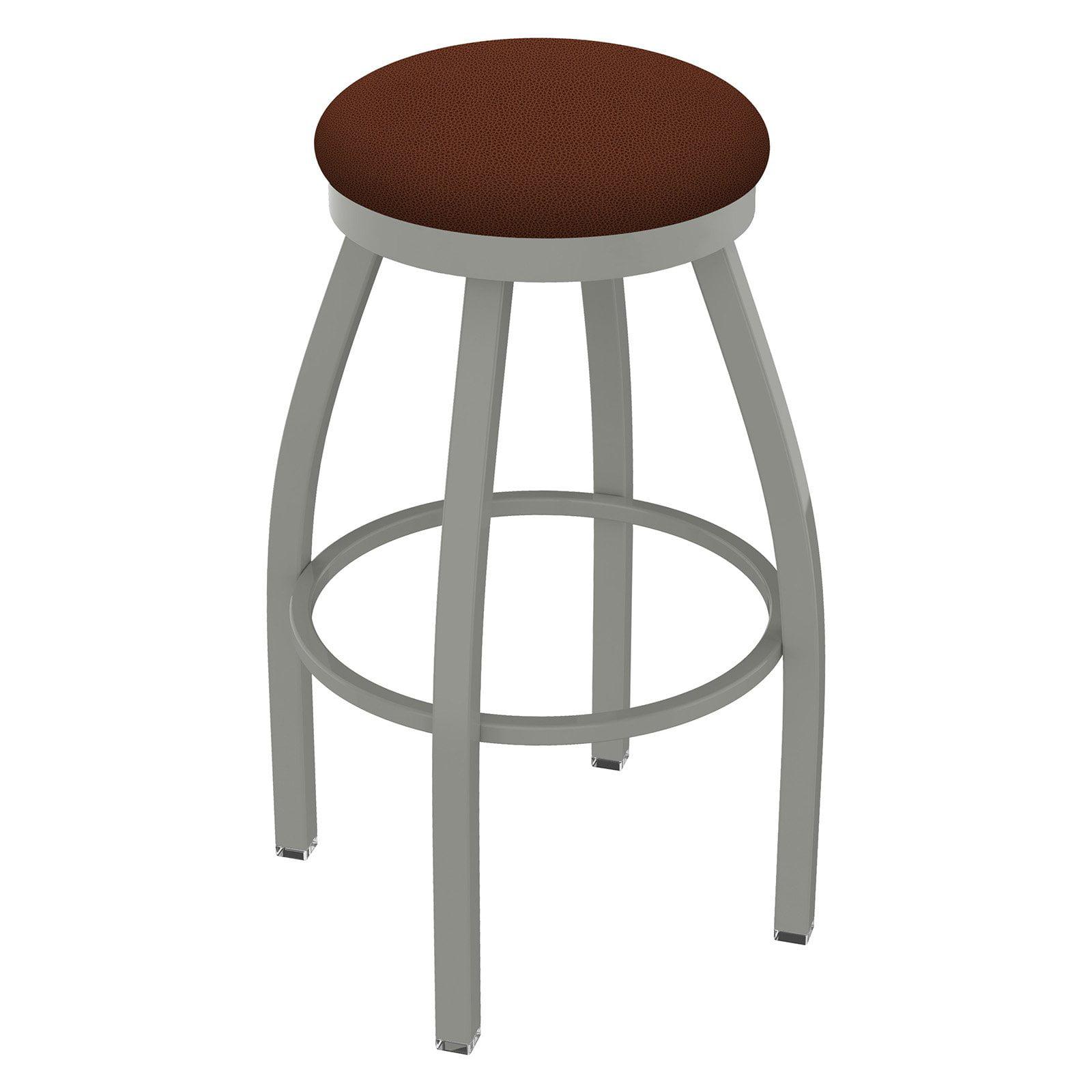 Peachy Holland Bar Stool Co Misha Metal 36 In Extra Tall Swivel Bar Stool With Faux Leather Seat Walmart Com Machost Co Dining Chair Design Ideas Machostcouk