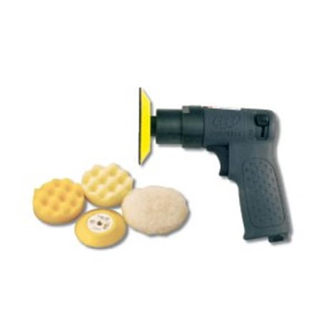 Ingersoll Rand Polisher - Ingersoll Rand IR3129KA Mini Polisher Kit, 3 in.