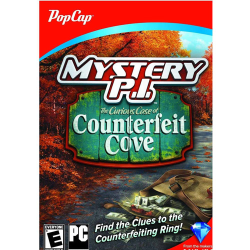 Mystery P.I. Counterfeit Cove (PC) (Digital Code)
