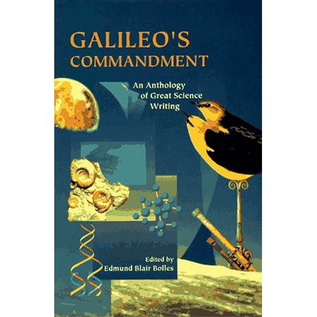 Galileo's Commandment : 2,500 Years of Great Science - Year Writing